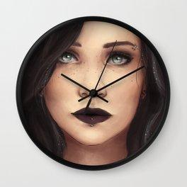 Perceptions Pt.2 - Grunge Wall Clock