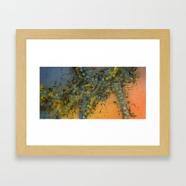 mmhmmm Framed Art Print