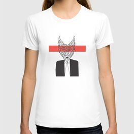 Wolf in Men's Clothing 1 T-shirt