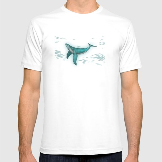 rhythm of the whale T-shirt
