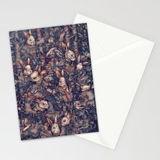Bunnerflies Stationery Cards
