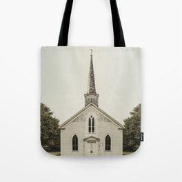 Church of Symmetry Tote Bag