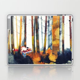Autumn Hunt Laptop & iPad Skin