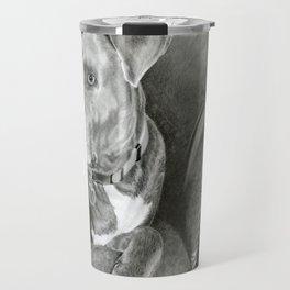 Leather And STEEL Travel Mug
