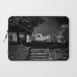 Tombstone Shadow No 9 Laptop Sleeve