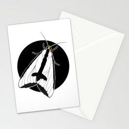 Clymene Moth (Haploa clymene) | BUGSPOTTING SERIES Stationery Cards