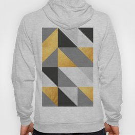 Gold Composition I Hoody