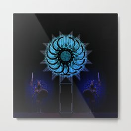 Portal To Afterlife Metal Print