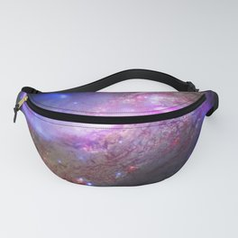 Spiral Galaxy Black Hole Galactic Space Fireworks Fanny Pack
