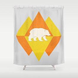 Bear Shower Curtain