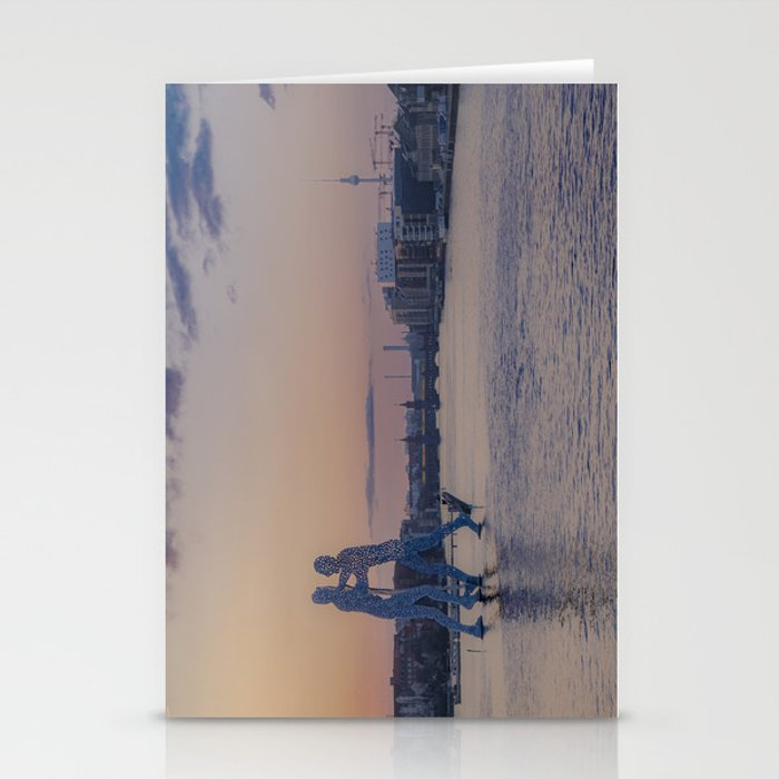 Molecule Man Stationery Cards
