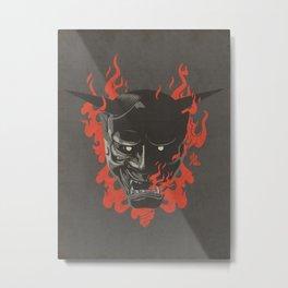 """Onibaba """"Kage Edition"""" Metal Print"""