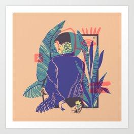 Humility Art Print