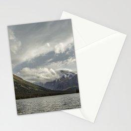 Breakthrough at Lake Josephine Stationery Cards