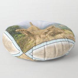 NEPALI HAYSTACK  Floor Pillow