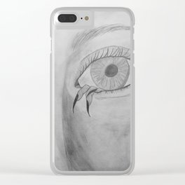 Demons Within Clear iPhone Case