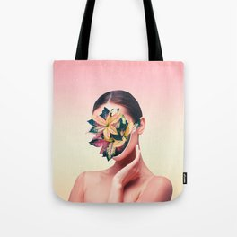 PLANT FACE Tote Bag