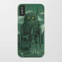 boy iPhone & iPod Cases featuring Age of the Giants  by Terry Fan