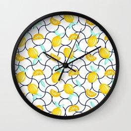 Sicily #society6 #decor #buyart Wall Clock