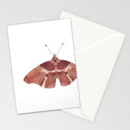 Meat the Butterfly Collage - Obst ist kein Gemüse Stationery Cards