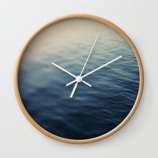 Summer's Magic Wall Clock