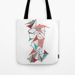 The Grid Tote Bag