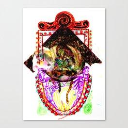 Fortuna Canvas Print