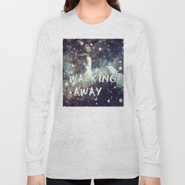 Walking Away Long Sleeve T-shirt