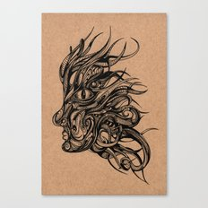Open Mind Canvas Print
