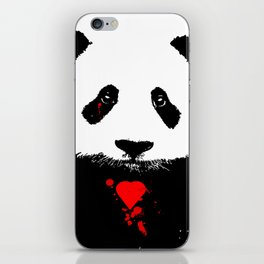 Cry For Help iPhone Skin