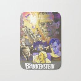 """FRANKENSTEIN"" (1931) Tribute Poster Bath Mat"