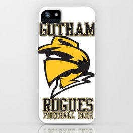 Gotham Rogues iPhone Case