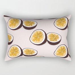 Passion Fruit maracuya Rectangular Pillow