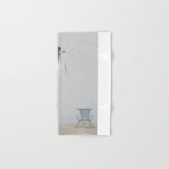 motionless coast Hand & Bath Towel