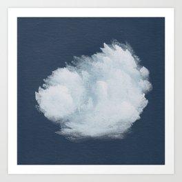 Dare to Dream - Cloud 73 of 100 Canvas Print Art Print