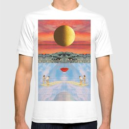Eyes, lips & dreams T-shirt
