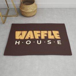 waffle house Rug