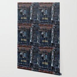 Train Cabin Wallpaper