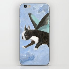 Dog Fairy iPhone Skin