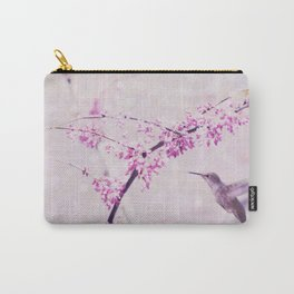 Pink Dreams    (Hummingbird) Carry-All Pouch