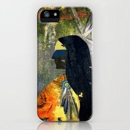 Digital Indian 10 iPhone Case