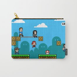 Svampriket goes 8Bit Carry-All Pouch