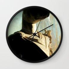 Gone to meet Anubis. Wall Clock