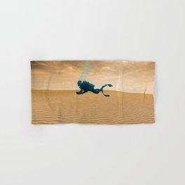 Desert divers Hand & Bath Towel