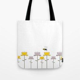 """Let it """"bee"""" Tote Bag"""