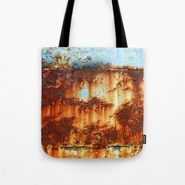 Colors of Rust _756 / ROSTart Tote Bag