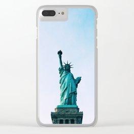 Liberté Clear iPhone Case