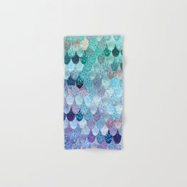 SUMMER MERMAID II Hand & Bath Towel