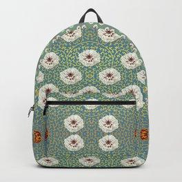 Pretty Peonies Pattern Backpack