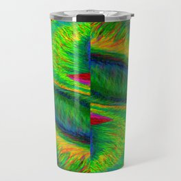 Zig When You Can Zag Travel Mug